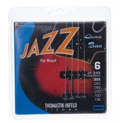Corzi pentru chitara bas Thomastik JF 346