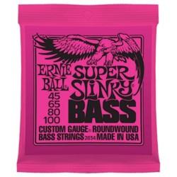 Set de corzi pentru chitara bass ERNIE BALL 2834