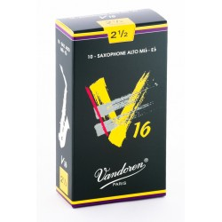 Ancii Vandoren  V16 Alto Sax 2.5