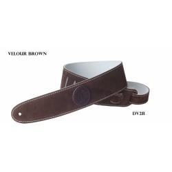 Curea chitara Bayus Velour Brown