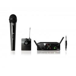 Sistem wireless dual AKG WMS40 Mini2 Vocal-Instrument