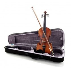 Vioara electro-acoustica 4/4 Harley Benton HBV 800