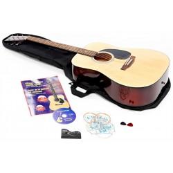 Chitară acustică Golden Ton cu Husă