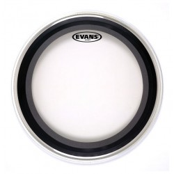 "Fata toba mare  Evans 20"" EMAD2 Clear Bass Drum"