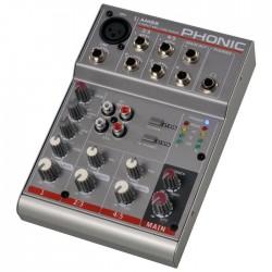 Mixer Phonic AM 55